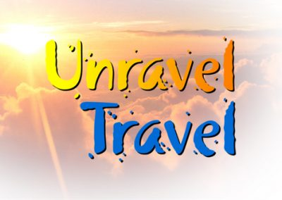 Unravel Travel TV Logo