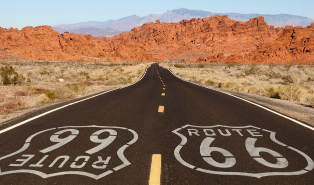 Route 66, Chicago to Los Angeles 2,000 miles 16 nights From €2,559pp – GoHop.ie – Unravel Travel TV