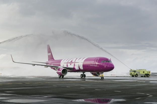 WOW air announces €129.99 flights from Ireland to four new US destinations – Unravel Travel TV