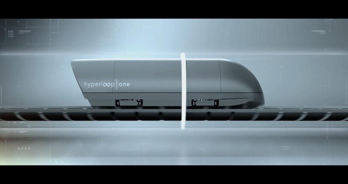 Virgin Group's invests in Hyperloop One – Unravel Travel TV