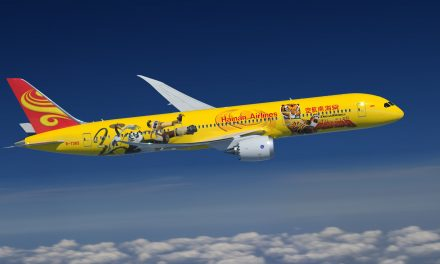 Hainan Airlines Kung-Fu Panda themed livery Boeing 787 Dreamliner – Unravel Travel TV