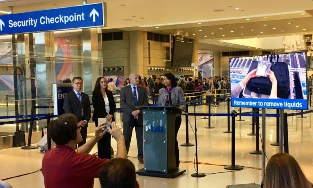 Five Automated Screening Lanes at LAX Airport – Silvija Travel Tips