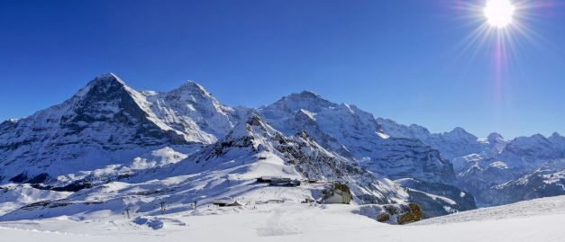 Winter Wonderland in the Jungfrau Region – Unravel Travel TV