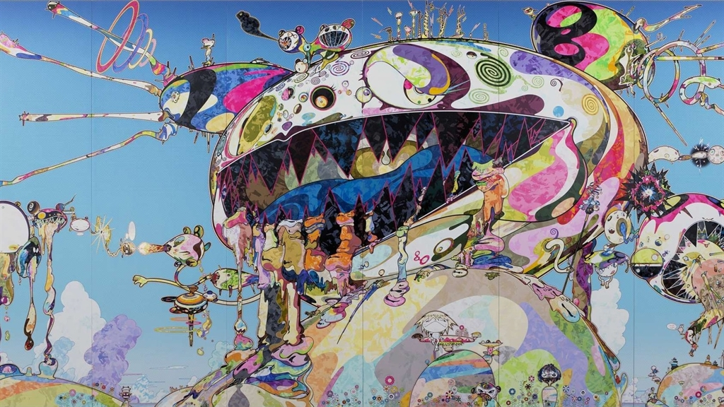 Murakami, Matisse, Cattelan at Fondation Louis Vuitton Exhibition – Unravel Travel TV