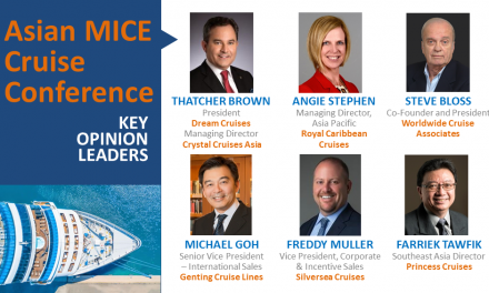 First Asian MICE Cruise Conference Launches At IT&CMA 2018 – Unravel Travel TV