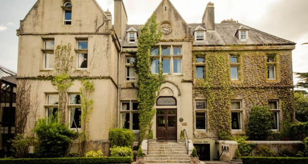Cahernane House Hotel joins Ireland's Blue Book – Unravel Travel TV