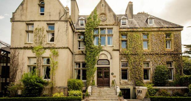 Cahernane House Hotel joins Ireland's Blue Book – Unravel Travel TV