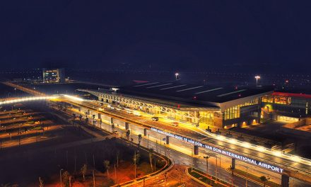 Van Don International Airport, Vietnam – Unravel Travel TV