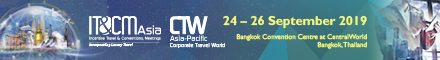 IT&CMA and CTW Asia-Pacific 2019 – Unravel Travel TV