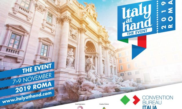 Italy at Hand, The Event 2019 – Unravel Travel TV