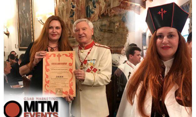 """Charo Trabado, CEO, MITM Events, Lady of the Knightly Order of """"El Camino de Santiago"""" – Unravel Travel TV"""
