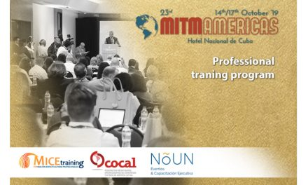 MITM Americas 2019 announces its professional training programme – Unravel Travel TV