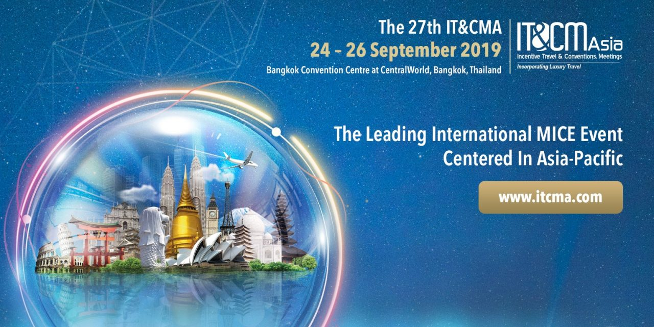 IT&CM Asia and CTW 2019 new highlights and re-designed programme – Unravel Travel TV