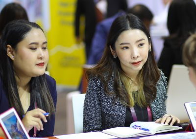Exhibition and Appointment Sessions, IT&CMA 2019 (7) - Unravel Travel TV