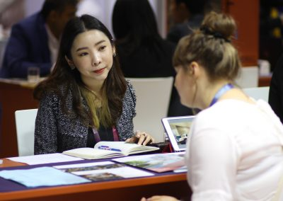 Exhibition and Appointment Sessions, IT&CMA 2019 (8) - Unravel Travel TV