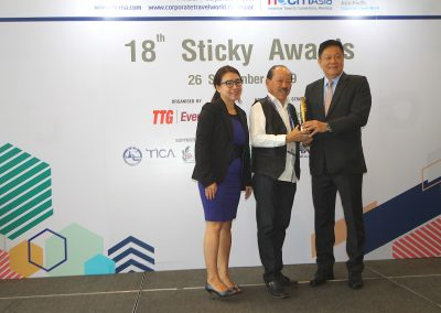 Sticky Awards at IT&CMA 2019, Bangkok, Thailand (10) - Unravel Travel TV