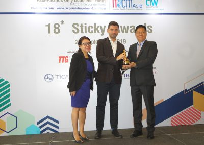 Sticky Awards at IT&CMA 2019, Bangkok, Thailand (12) - Unravel Travel TV