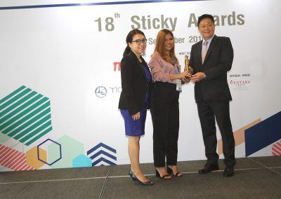 Sticky Awards at IT&CMA 2019, Bangkok, Thailand (13) - Unravel Travel TV