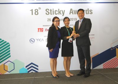Sticky Awards at IT&CMA 2019, Bangkok, Thailand (15) - Unravel Travel TV