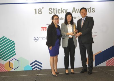 Sticky Awards at IT&CMA 2019, Bangkok, Thailand (16) - Unravel Travel TV