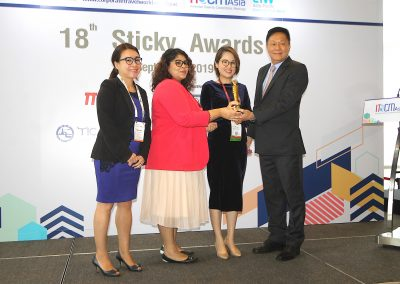 Sticky Awards at IT&CMA 2019, Bangkok, Thailand (4) - Unravel Travel TV