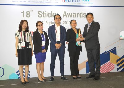 Sticky Awards at IT&CMA 2019, Bangkok, Thailand (7) - Unravel Travel TV
