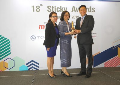 Sticky Awards at IT&CMA 2019, Bangkok, Thailand (9) - Unravel Travel TV