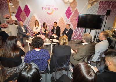 Elephant Wellbeing & Thai Community, WTM (1)- Unravel Travel TV
