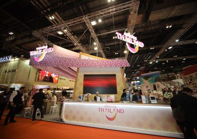 Elephant Wellbeing & Thai Community, WTM (7)- Unravel Travel TV