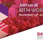 IBTM World 2019 set for Meetings Success – Unravel Travel TV