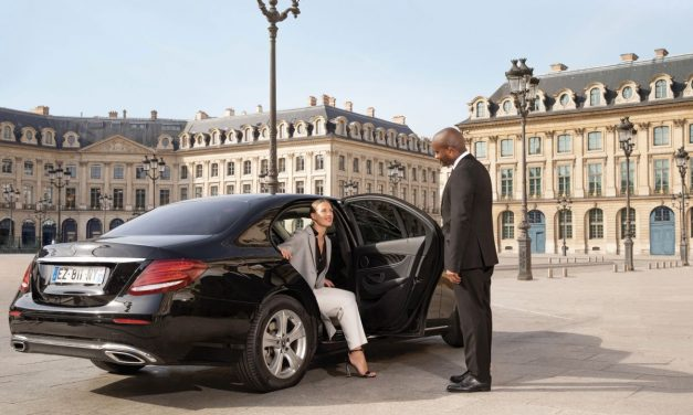 """Air France and Hertz launch """"Hertz DriveU"""" a private chauffeur service – Unravel Travel TV"""