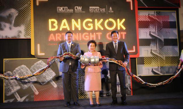 Dr Atchaka Sibunruang, TCEB – IT&CMA 2019, Bangkok Art Night Out – Unravel Travel TV
