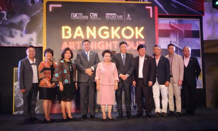 Chiruit Isarangkun Na Ayuthaya, TCEB – IT&CMA 2019, Bangkok Art Night Out – Unravel Travel TV