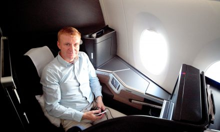 British Airways New A350 Club Suite (Club World), Business Traveller – Unravel Travel TV