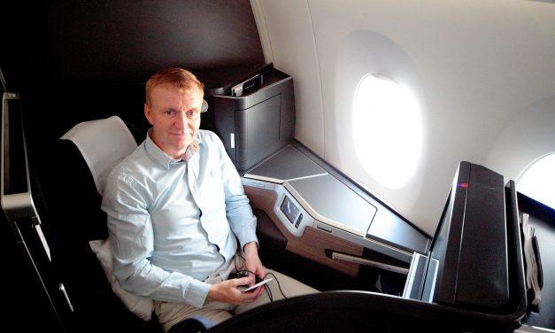 British Airways A350 Club Suite (Club World), Business Traveller – Unravel Travel TV