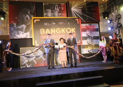 IT&CMA 2019 Opening Ceremony, Bangkok Art Night Out recorded at the Bangkok Art & Culture Centre Bangkok Thailand - Unravel Travel TV IMG_5439