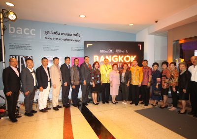 IT&CMA 2019 Opening Ceremony, Bangkok Art Night Out recorded at the Bangkok Art & Culture Centre Bangkok Thailand - Unravel Travel TV MG_5416