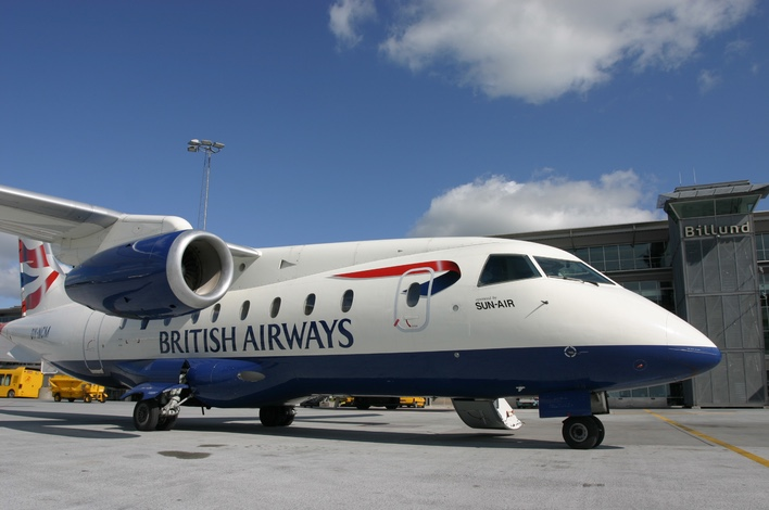 British Airways' franchise partner SUN-AIR selects Garmin ADS-B solution for Dornier 328 aircraft – Unravel Travel TV