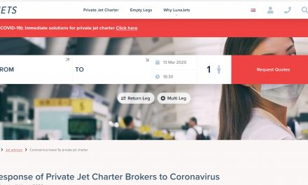LunaJets: Demand for Private Jets Services is Skyrocketing Due to Coronavirus – Unravel Travel TV