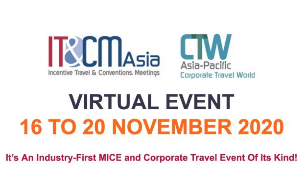 IT&CM Asia and CTW Asia-Pacific 2020 Virtual Event – Unravel Travel TV