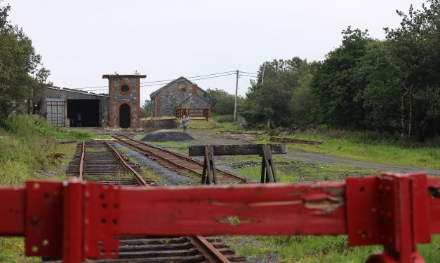 Maam Cross Railway Station, Co. Galway – Unravel Travel TV