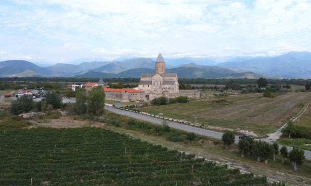 Alaverdi Monastery, Georgia – Unravel Travel TV