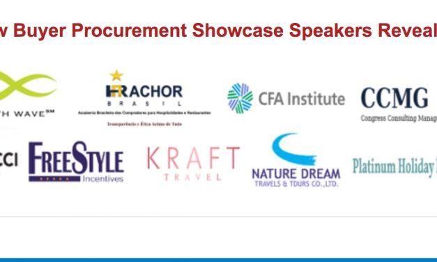 Procurement Showcase Speakers, IT&CM Asia and CTW APAC 2020 – Unravel Travel TV