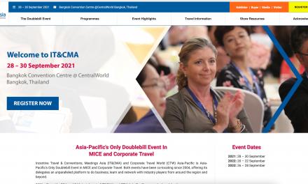 ITCM Asia & CTW Asia Pacific 2021 – Unravel Travel TV