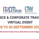Virtual ITCM Asia & CTW Asia Pacific 2021 – Unravel Travel TV