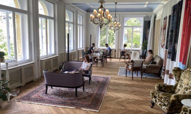 CoWorking Area, Selina Bad Gastein, Austria – Unravel Travel TV