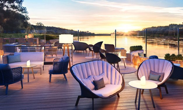 A-ROSA SENA, New river cruise ship launching on the Rhine – Unravel Travel TV