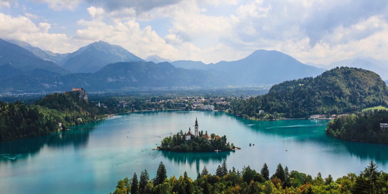 290-kilometre cycling trail in Slovenia's Julian Alps – Unravel Travel TV