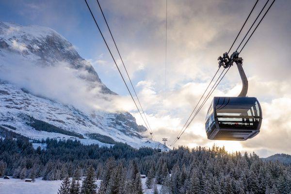 Switzerland's State-of-the-Art Lift, Jungfrau Region's ski Slopes – Unravel Travel TV